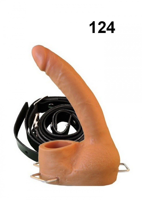 Réel N°124 Gode ceinture...