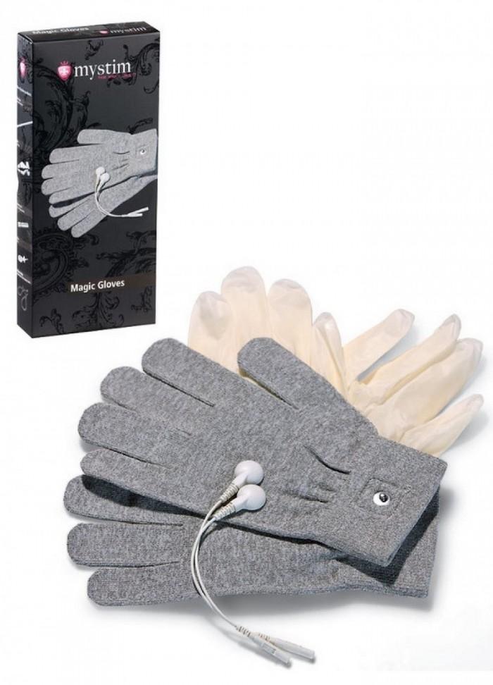 Mystim Gants Electro Stimulation Mystim Magic Gloves