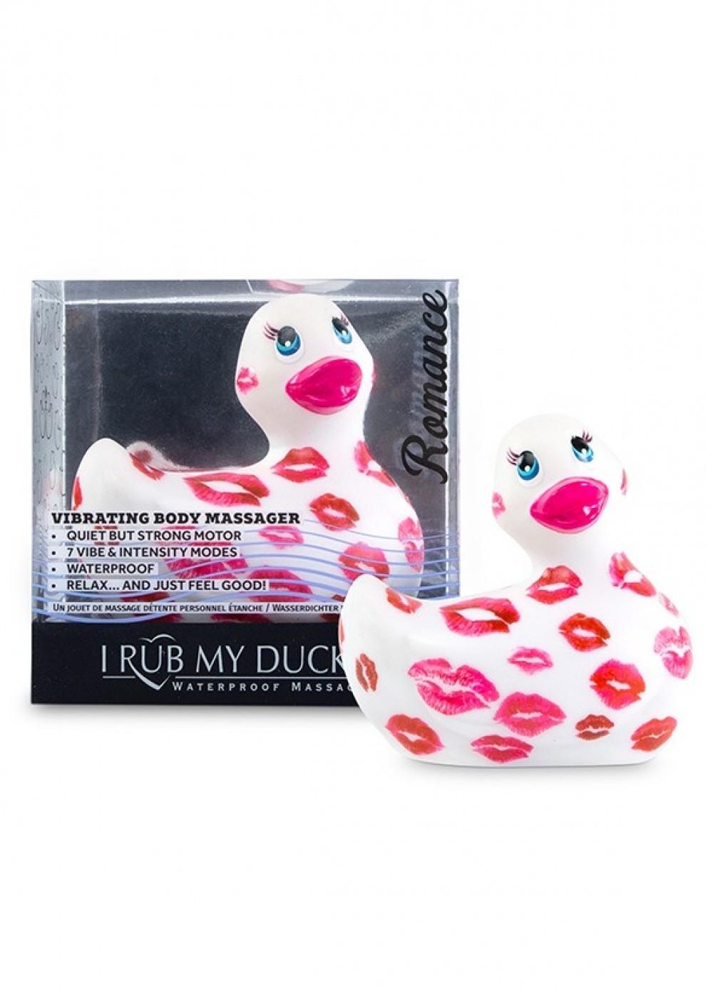 Canard mini duckie 2.0 Romance bisous