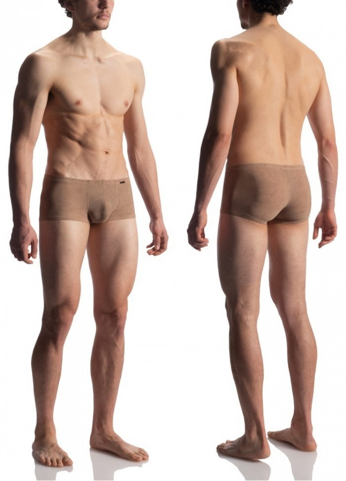 OlafBenz 1911- Boxer homme MiniPants Ivoiry nude