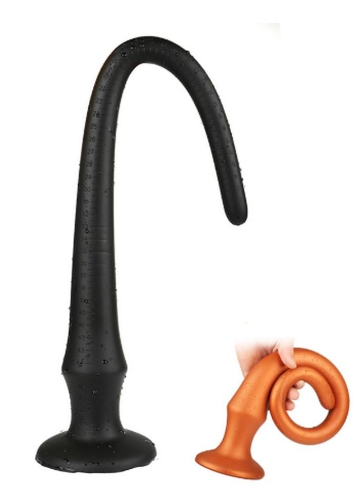 Gode anal Butt plug Snake...