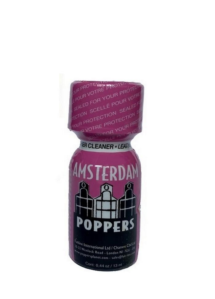 Poppers Amsterdam Nitrite de propyle 13 ml sophielibertine vannes