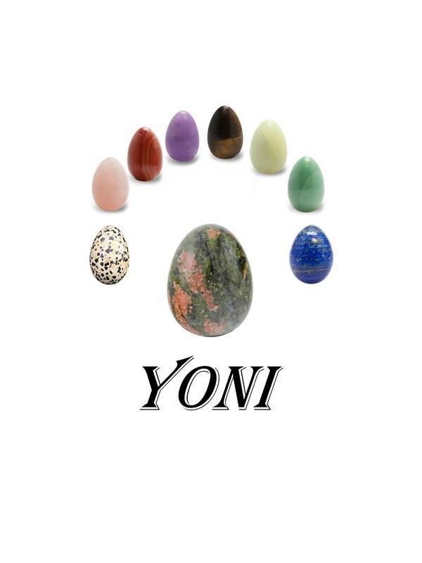 Oeufs de Yoni