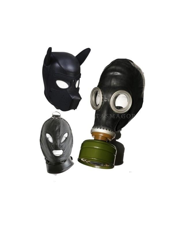 Masque - Cagoule
